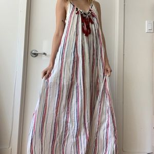 Free People Resort Maxi dress